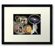 The Birth of the Separation Framed Print