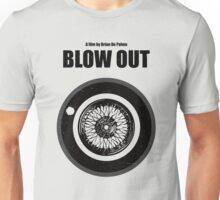 Blow Out - Minimalist Movie Poster Unisex T-Shirt