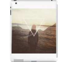 Triangle View iPad Case/Skin