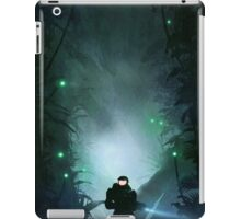 Well Enough Alone iPad Case/Skin