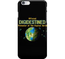 Digidestined Protector of the digital world iPhone Case/Skin