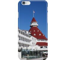 Hotel Del Coronado iPhone Case/Skin