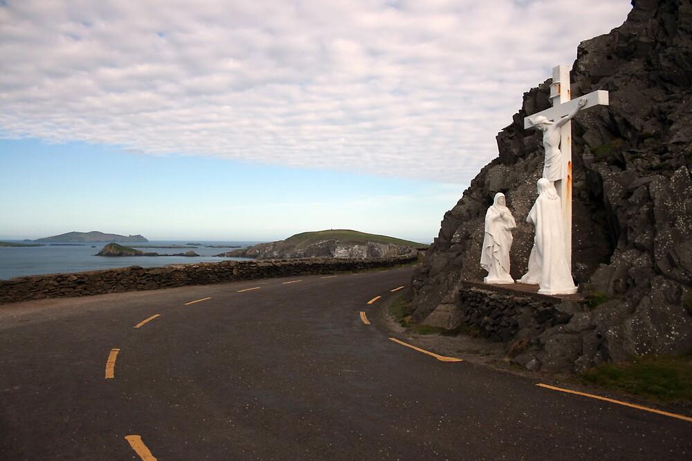 Slea Head grotto by John Quinn