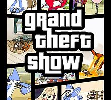 Grand Theft Show by TonyLucazzy