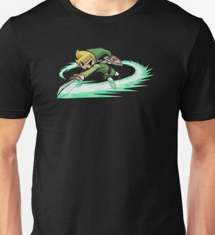Legend Of Zelda Wind Waker Unisex T-Shirt