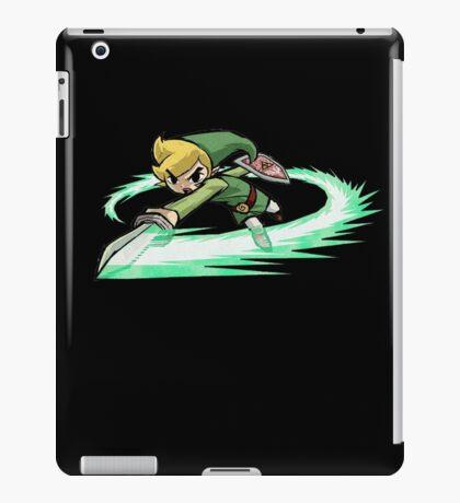 Legend Of Zelda Wind Waker iPad Case/Skin