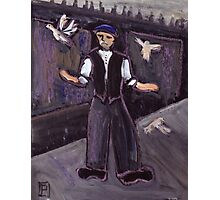 The pidgeon fancier Photographic Print