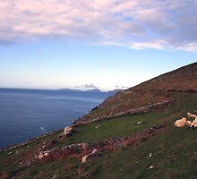 Early morning at Slea Head by John Quinn