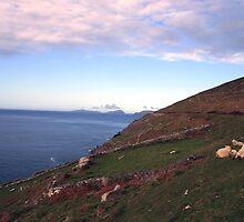 Early morning at Slea Head by John Quinn