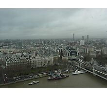 View of London Photographic Print