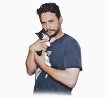 James Franco's Cat by ticklish-wizard