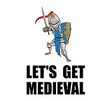 Let's Get Medieval Knight by AmazingMart