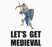 Let's Get Medieval Knight Kids Clothes