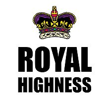 Royal Highness Crown by AmazingMart
