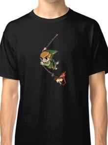 Legend Of Zelda Wind Waker 2 Classic T-Shirt