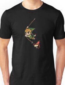 Legend Of Zelda Wind Waker 2 Unisex T-Shirt