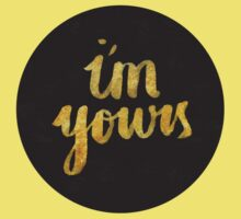 I'm yours Kids Clothes