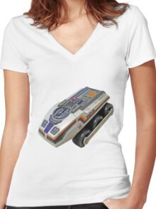 BigTrak Women's Fitted V-Neck T-Shirt