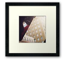 The Ghost of San Francisco  Framed Print
