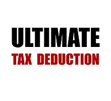 Ultimate Tax Deduction by AmazingMart