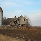 Old Abandoned Farms and Barns  by Barberelli