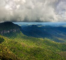 View from the top of the world by Geoff Marshall