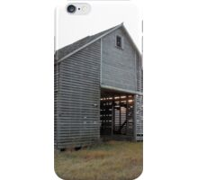 Old Abandoned Farms and Barns 2 iPhone Case/Skin
