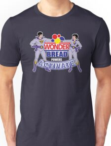 Wonder Bread Twins Unisex T-Shirt