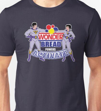 Wonder Bread Twins Unisex T-Shirt