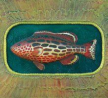 Strawberry Grouper    by Roeder  Kinkel