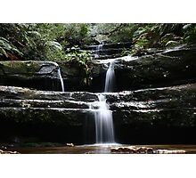 Terrace Falls, Blue Mountains Photographic Print