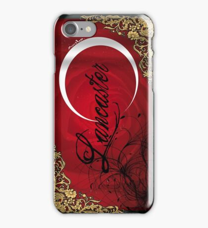 Lancaster iPhone Case/Skin