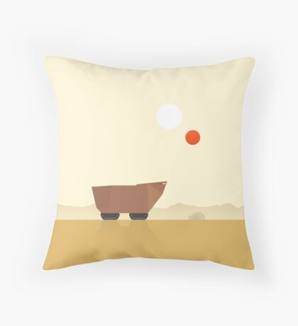 Star Wars: Episode IV - A New Hope Throw Pillow