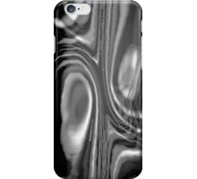 Psychmaster Alternate Universe BW DK iPhone Case/Skin