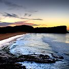 Temptation - Avalon - Sydney Beaches - The HDR Series, Sydney Australia by Philip Johnson