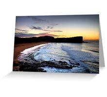 Temptation - Avalon - Sydney Beaches - The HDR Series, Sydney Australia Greeting Card