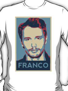James Franco - Hope Poster T-Shirt