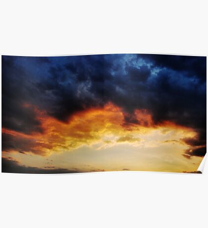 Enchanted Sky Poster