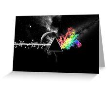 Pink Floyd! Greeting Card