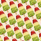 TropiPop Popsicle Pattern by Kelly  Gilleran