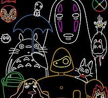 Ghibli mix v2 by FrancisMacomber