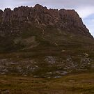 Cradle Mountain Panorama by Will Hore-Lacy