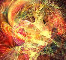 The Rising Goddess 7 by helene