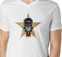 Shooting Star ii Mens V-Neck T-Shirt