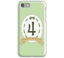 Soldier of Protection - Sailor Jupiter iPhone Case/Skin
