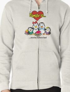 FAMILY IS... Zipped Hoodie
