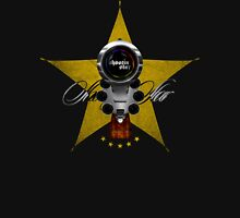 Shootin Star Clothing Co. Mens V-Neck T-Shirt