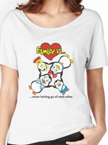 FAMILY IS... Women's Relaxed Fit T-Shirt