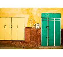 Meknes Wall Photographic Print