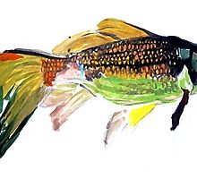 Fish by vawart